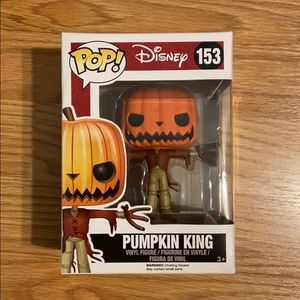 Pumpkin King Funko Pop